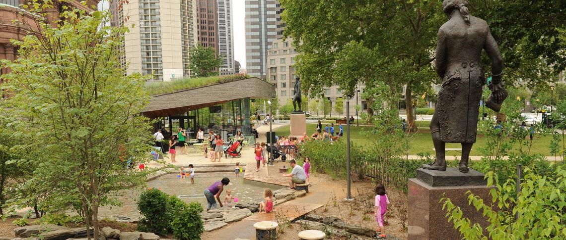 CCD Parks | Children\'s Discovery Garden