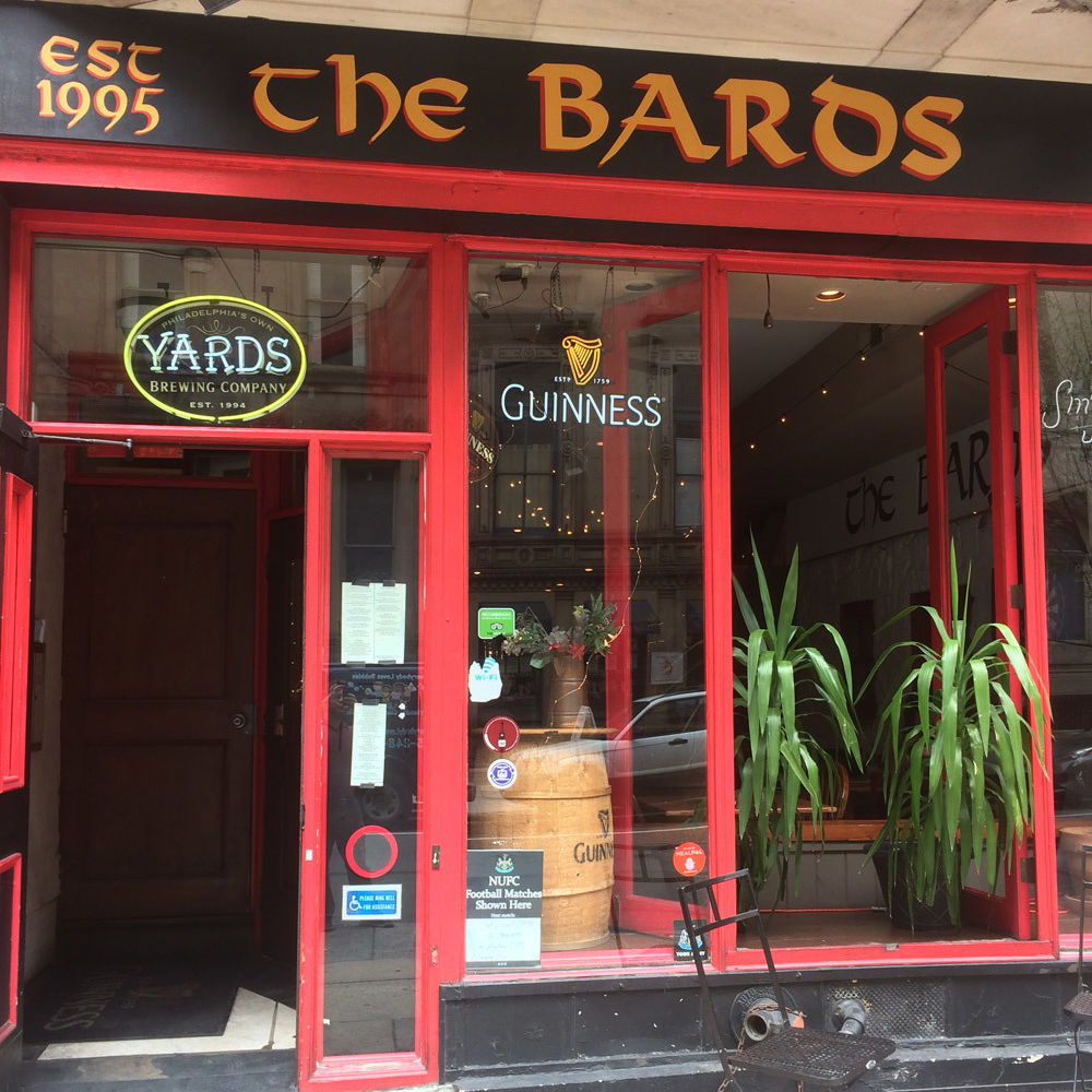 The Bards Irish Restaurant