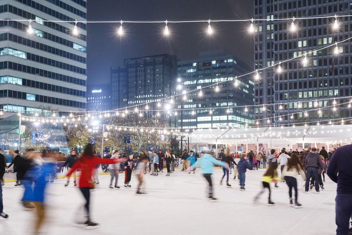 ccd parks rothman orthopaedics ice rink